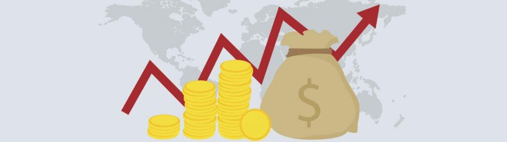 تعريف النمو الاقتصادي