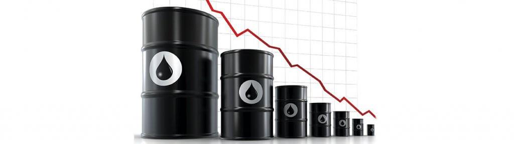 سقوط أسعار النفط