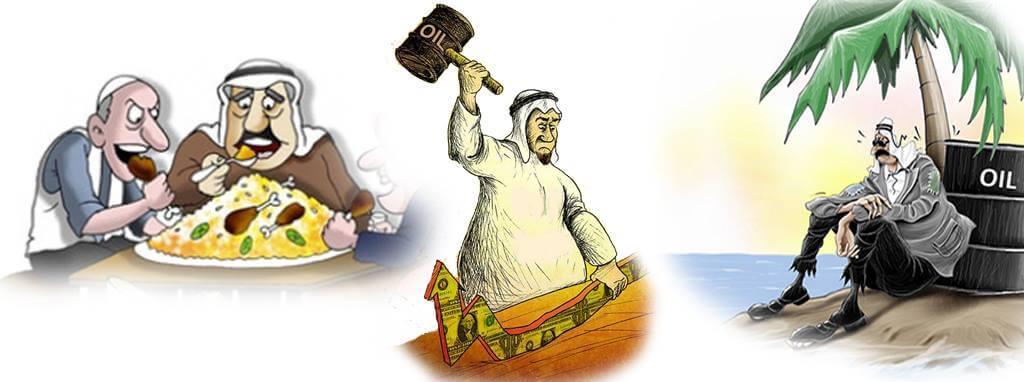مقال مترجم يتحدث عن قوانين العمل في دول الخليج